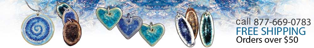 pendants charms banner