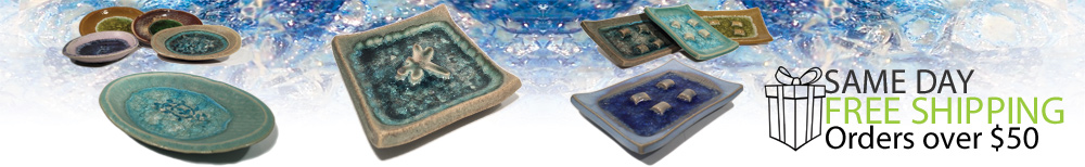 soap dishes banner