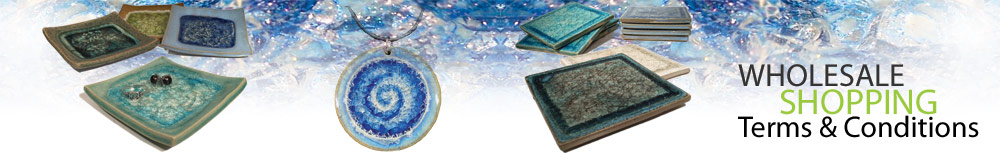 wholesale glass pottery banner