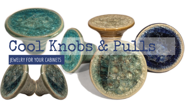 cool knobs & pulls